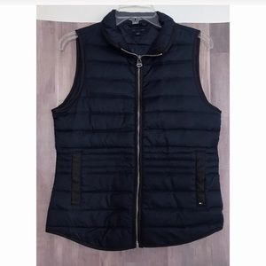 ISO Tommy Hilfiger navy vest XL